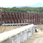 Bridge installations – Consorcio Acueducto Noroeste