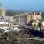 Vertical mill – Cementos Nacionales