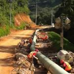Contrato instalaciones diversas – Fluor / PVDC