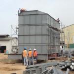 Steam boiler Central Romana Corp. – FSE – Central Romana
