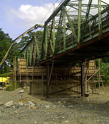 Bridge repair – MOPC