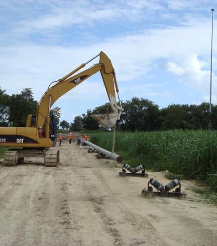 8km La Sultana – Quisqueya HFO pipeline – PVDC (Barrick)