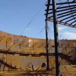 Tanque de almacenamiento HFO – Smith Enron