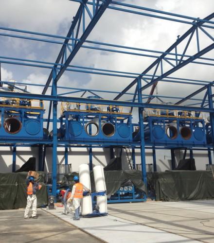 Power Plant Quisqueya I & II (440MW )- Wartsila