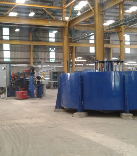 Equipment Relocation – Gerdau Metaldom
