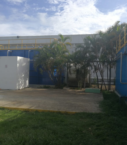 Waste Water Treatment Plant – Eaton