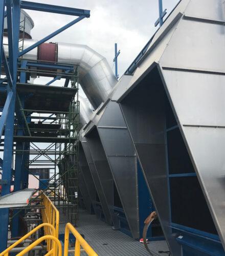 Power Plant (50MW) for CEPM – Wartsila