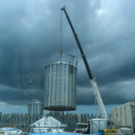 Installation of Silos and Raw Material Equipment – Cervecería Nacional Dominicana