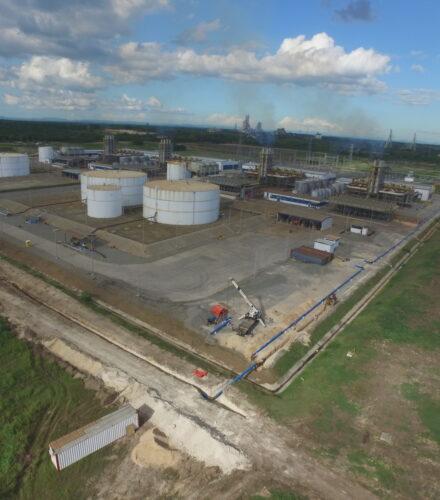 EPC Gasoducto Para Conversión Gas LNG de Planta de Generación Quisqueya II – (EGE HAINA)