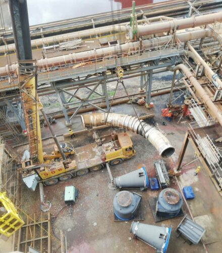 Expansion Project – PVDC (Barrick)