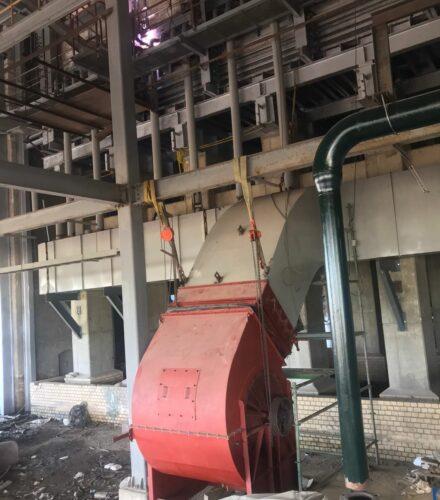 Rehabilitation Of Bottle Factory – (Caribbean Glass)