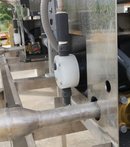 EPC Installation of Filter Press – (HANESBRANDS)