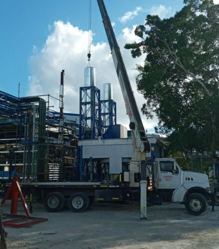 EPC Move of Two Engines From Punta Cana to Bayahibe – (CEPM)